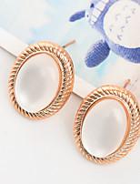 Недорогие -Жен. Опал - Позолота Опал Мода Бижутерия Золотой Назначение Свадьба Для вечеринок