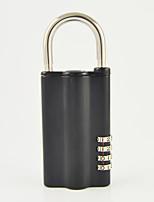 Password Padlock Key Storage Key Safe Box with 4-digit Combination Lock