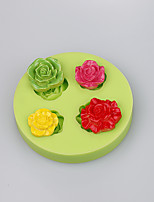 cheap -Bakeware tools Silicone Eco-friendly / Nonstick / Handles For Cake / For Cookie / For Cupcake Pastry Tool