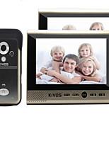 30W 120 КМОП дверной системы Беспроводной Многоквартирные видео дверной звонок
