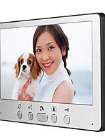 130 120 CMOS Sistema de campainha Sem Fios Campainha de vídeo multifamiliar