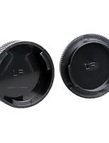 dengpin tapa de la lente trasera + tapa del cuerpo de la cámara para Leica R3 R4 R5 R6 R7 R8 R9