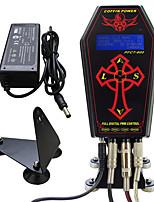 Horloge professionnelle de cercueil d'alimentation de tatouage pour le kit de machine de tatouage