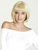 Synthetic Wigs Blonde Short Cheap Bob Wig Heat Resistant For Afro Women