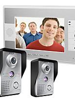 480*234 90 КМОП дверной системы Проводной Многоквартирные видео дверной звонок