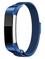 Недорогие -Fitbit Альта bandmagnetic застежка сетки группа милански стиль петли браслет из нержавеющей стали ремешок для FitBit Альта