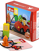 cheap -Building Blocks For Gift  Building Blocks Square / Cylindrical / Car Plastic Above 3 Rainbow Toys