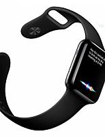 Недорогие -Ремешок для часов для Apple Watch Series 3 / 2 / 1 Apple Повязка на запястье Спортивный ремешок Фторэластомер