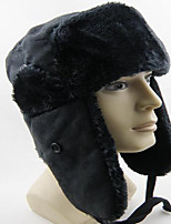 cheap -New Men Women Bomber Aviator Trooper Winter Snow Ski Hat