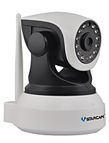 Vstarcam® 720p 1.0mp wi-fi surveillance de sécurité caméra ip (vision nocturne / audio bidirectionnel / alarme / p2p / support 128gb carte