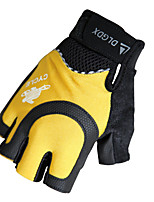 Sports Gloves Unisex Cycling Gloves Autumn/Fall Spring Summer Bike GlovesAnatomic Design Moisture Permeability Anti-skidding High