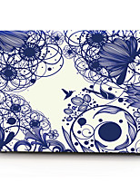 cheap -MacBook Case for Macbook Flower Polycarbonate Material Mac Cases & Mac Bags & Mac Sleeves