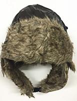 Недорогие -Унисекс Унисекс На каждый день Лыжная шапочка,Искусственный мех / Полиуретан,Зима