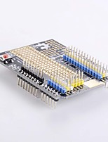 Crab Kingdom Electronic Components  UNO R3 Expansion Board Electronic Building Blocks a Special Equipment