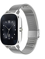 cheap -18mm Stainless Steel Watch Band for Asus Zenwatch 2 WI502Q Come With Quick Remove