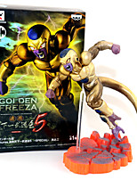 cheap -Anime Action Figures Inspired by Dragon Ball Frieza PVC 13.5 CM Model Toys Doll Toy