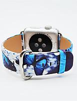 abordables -Bracelet de Montre  pour Apple Watch Series 3 / 2 / 1 Apple Sangle de Poignet Boucle Classique