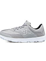 X-tep® Sneakers Men's Wearproof Rubber Perforated EVA Running/Jogging