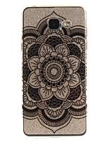 abordables -Funda Para Samsung Galaxy A5(2016) A3(2016) IMD Transparente Diseños Cubierta Trasera Mandala Suave TPU para A5(2016) A3(2016) A5 A3