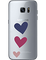 cheap -The truth of love  Soft Material For Compatibility TPU For Samsung Galaxy S6 Edge Plus S6 S7 Edge S7