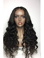 100% Brazilian Virgin Human Hair Wigs Curly Full Lace Wigs With Baby Hair Glueless Full Lace Wigs For Blank Women
