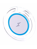 cheap -Qi Wireless Charger Power Charging Pad Wireless Charger Pad for Samsung Galaxy S7 S7 Edge Nexus 4 5 Lumia 920 Sony Z4V