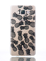 cheap -For Samsung Galaxy A510 A5 A310 A3 TPU Material Pineapple Patterns Relief Phone Case