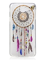 cheap -For Samsung Galaxy J5 Prime J7 Prime J3 Pro Case Cover Wind Chimes Pattern High Permeability TPU Material IMD Craft Phone Case