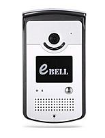 1.0 125 КМОП дверной системы Беспроводной Многоквартирные видео дверной звонок