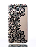 cheap -For Samsung Galaxy A510 A5 A310 A3 TPU Material Three Chrysanthemum Patterns Relief Phone Case