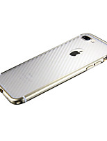 cheap -For Shockproof Case Back Cover Case Lines / Waves Hard PC for Apple iPhone 7 Plus iPhone 7 iPhone 6s Plus/6 Plus iPhone 6s/6