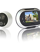 ACTOP Modern Safety Products Peephole Viewer Support Night Vision And PIR Sensor ZY-3502