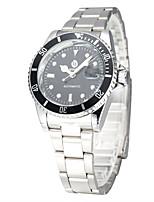 cheap -Men's Sport Watch Dress Watch Fashion Watch Wrist watch Mechanical Watch Automatic self-winding Alloy Band Charm Casual Multi-Colored
