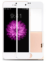 cheap -ZXD 2.5D 9H Full Matte Frosted Tempered Glass For iPhone 6s/6 Screen Protector Guard Film Anti Glare Finger Print