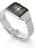 abordables -Bracelet à bracelet en acier inoxydable Série 2 série 1 avec bracelet en diamant strass