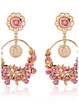 Women's Earrings Set Basic Metallic Alloy Jewelry For Party Birthday Gift Evening Party Club