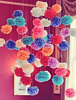 cheap -Wedding Birthday Eco-friendly Material Wedding Decorations Sports Beach Theme Floral/Botanicals Garden Theme Animals Vegas Theme