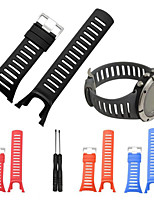 cheap -For SUUNTO AMBIT 3 PEAK/Ambit 2/Ambit Luxury Rubber Watch Replacement Band Strap