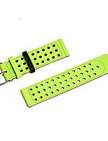 economico -per lo sport silicone durevole di modo di polso cinturino sostitutivo banda Samsung Gear s3