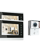 ACTOP Photo Memory Touch Button Video Door Phone Intercom