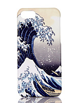 cheap -Case For Apple iPhone 7 Plus iPhone 7 Ultra-thin Pattern Back Cover Scenery Hard PC for iPhone 7 Plus iPhone 7 iPhone 6s Plus iPhone 6s