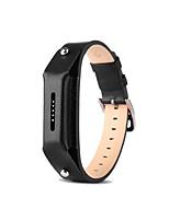 economico -pinhen per Fitbit Flex 2 in pelle braccialetti di sonno cinturino in pelle Flex2 sostituzione regolabile con fermagli per Fitbit Flex 2