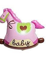 cheap -Balloons Toys Horse Carousel Merry Go Round Cute Inflatable Party 1 Pieces