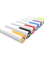 Bank-externer Batterie 5V #A Akku-Ladegerät Austauschbare Batterie Automatisch bereinigte Leistung LED
