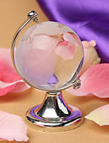 cheap -Gifts Bridesmaid Gift Crystal Globe Keepsake