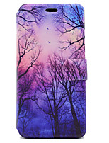 cheap -For Case Cover Card Holder with Stand Flip Pattern Magnetic Full Body Case Tree Hard PU Leather for Samsung J5 (2016) J3 (2016)