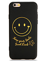 cheap -Case For Apple iPhone 7 Plus iPhone 7 Pattern Back Cover Cartoon Soft TPU for iPhone 7 Plus iPhone 7 iPhone 6s Plus iPhone 6s iPhone 6