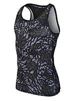 Men's Running Tank Sleeveless Breathability Stretchy Sweat-Wicking Tank Top for Running/Jogging Cycling Exercise & Fitness Outdoor Indoor