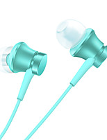 cheap -Original Xiaomi Piston Earphone for Cellphone Computer In-Ear Wired Plastic 3.5mm With Microphone Noise-Cancelling