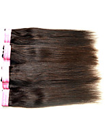 Wholesale Cheap Brazilian Virgin Hair Straight 1Kg 20Bundles Lot 100% Unprocessed Original Human Hair Weaves Natural Color Hair Texture 7A Grade